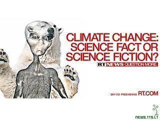 Изменение климата: научный факт или научная фантастика?