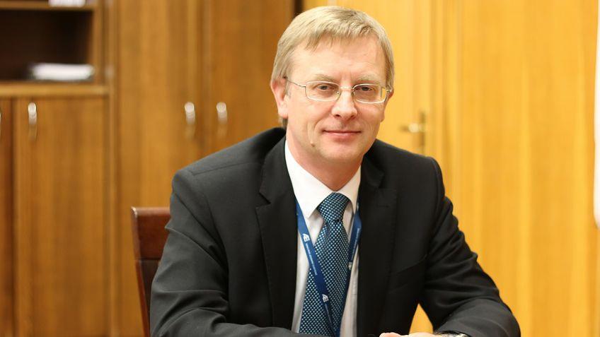 С. Крутовцов оставляет ИАЭС и пост директора Департамента по снятию с эксплуатации