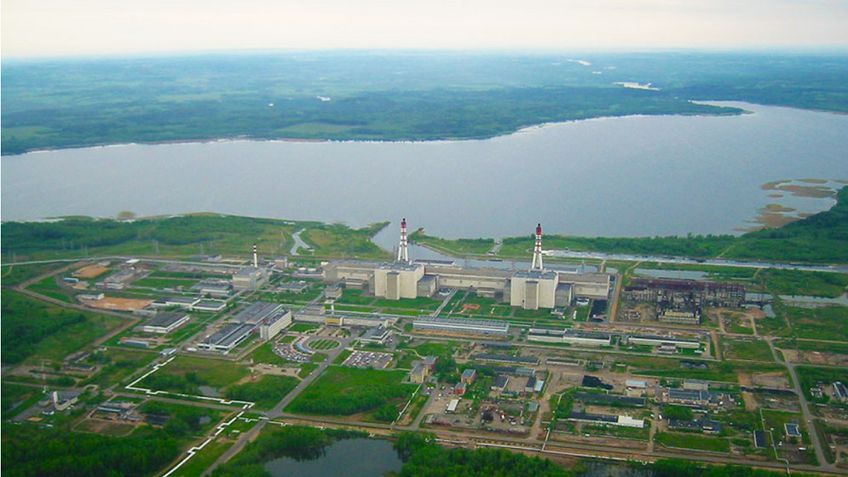 Использовать дроны над Игналинской АЭС запрещается