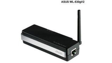 Asus WL-530gV2 Wireless Router